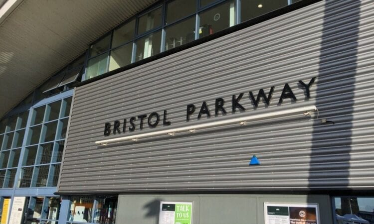 Bristol Parkway - Network Rail