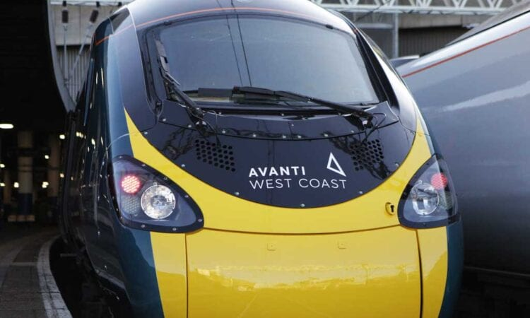Avanti West Coast peak restrictions