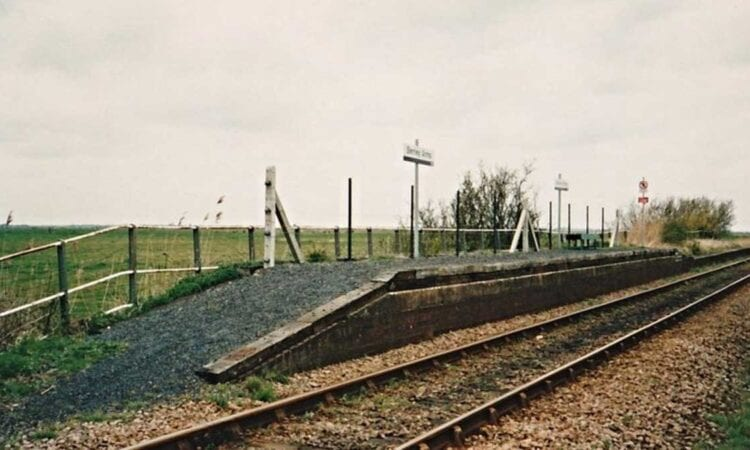 Berney Arms named Britain's least used railway station