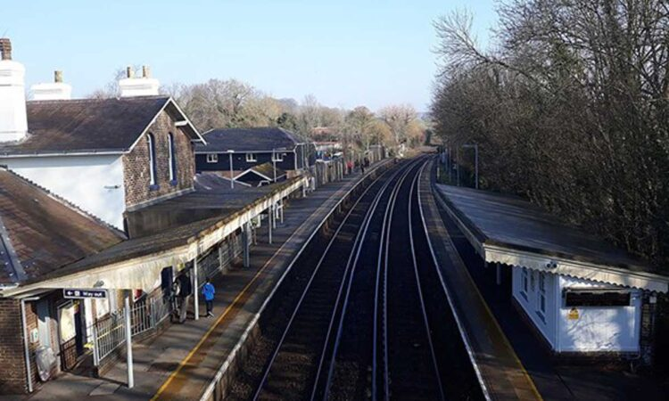Rowlands Castle station